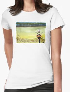Field of Dreams Womens Fitted T-Shirt
