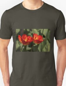 Fiery Tulips T-Shirt
