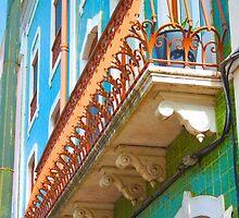 iron balcony by terezadelpilar~ art & architecture