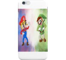 Nintendo Mash Up  iPhone Case/Skin