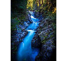 Little Qualicum Falls Photographic Print