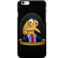 Octodad - Nobody Suspects a Thing - Tattoo Style iPhone Case/Skin