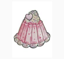 Cute pink jelly pudding Kids Clothes
