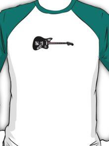 Vintage Electric Guitar T-Shirt