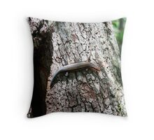 What's All The Commotion? Throw Pillow