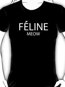 Feline Meow T-Shirt