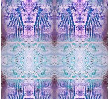 Amethyst Lace - Version 1 Photographic Print