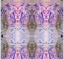 Amethyst Lace - Version 2 Photographic Print