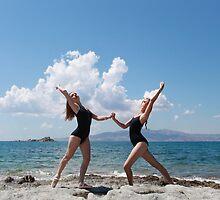 Naxos beach by northernnymph