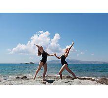 Naxos beach Photographic Print