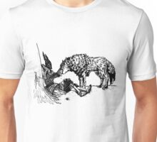 Sif The Wolf Unisex T-Shirt