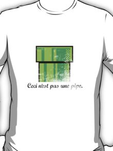 This is not a pipe. T-Shirt