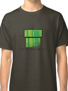 This is not a pipe. Classic T-Shirt