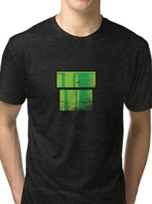 This is not a pipe. Tri-blend T-Shirt