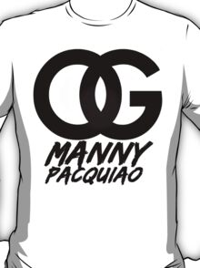 OG Manny Pacquiao (Limited Edition) T-Shirt