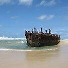 Shipwrecked by gemtrem