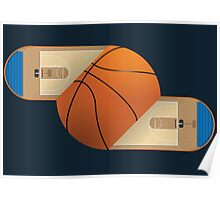 Tait Design | Basketball (Sports, Illustrated) Poster