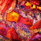 Sandstone Collage by Dana Roper