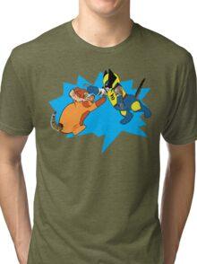 Berserker Barrage Tri-blend T-Shirt