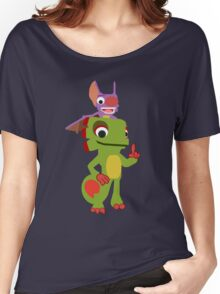 Yooka Laylee Vector Women's Relaxed Fit T-Shirt