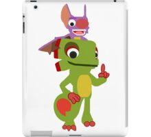 Yooka Laylee Vector iPad Case/Skin