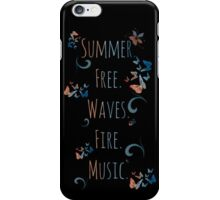Summer Case iPhone Case/Skin