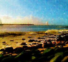 Coastal Bliss by reflector