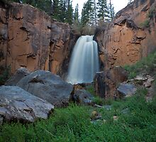 South Clear Creek Falls by Ryan Wright