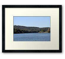 Wingham Brush Framed Print
