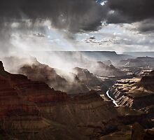 Heart of the Canyon by Michael Breitung