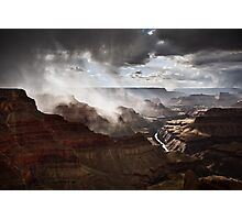 Heart of the Canyon Photographic Print
