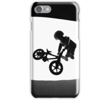 playmobil bmx iPhone Case/Skin