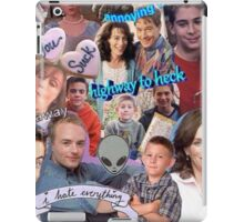 Malcolm In The Middle  iPad Case/Skin