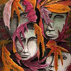 Daughters Of Autumn by weirdpuckett