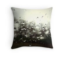 Tell Me What You See Throw Pillow