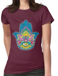 Fatima Womens Fitted T-Shirt