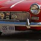MG Grille by sundawg7