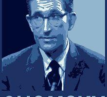 Chomsky Pop-Art by Paddy Conroy