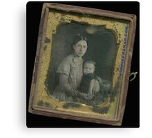 Baby Teddy Canvas Print