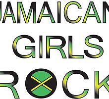 Jamaican Girls Rock by Richais