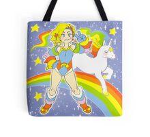 Starlight Starbrite Retro Tote Bag