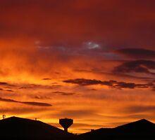 Tarneit Sunrise by Joan Wild