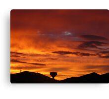 Tarneit Sunrise Canvas Print