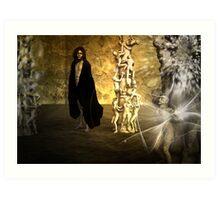 Keeper of Souls Art Print
