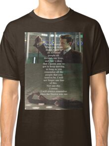 Doctor Who - Eleven Classic T-Shirt