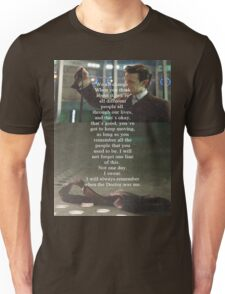 Doctor Who - Eleven Unisex T-Shirt
