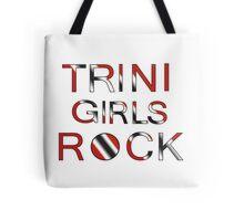 Trini Girls Rock Tote Bag