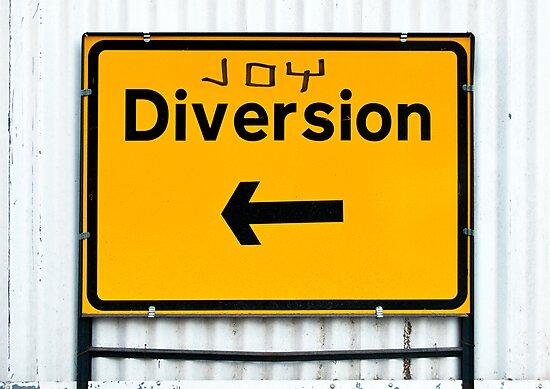 Joy Diversions by eyeshoot