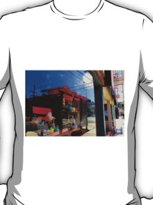 Toys Waiting For The Bus T-Shirt