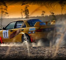 Rally of Lithgow 2009 - Eastman Caldwell by Mark  Hodges